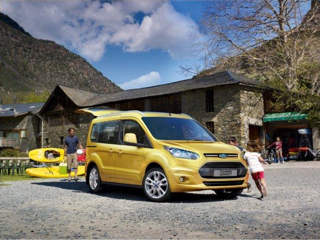 Zbliża się dużymi krokami premiera nowej rodziny Ford Tourneo Connect