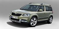 www.moj-samochod.pl - Artykuďż˝ - Jedynak w ofercie Skody, SUV Yeti przechodzi odmłodzenie