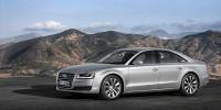 www.moj-samochod.pl - Artykuďż˝ - Audi A8 - sportowy luksus z nowym trendem