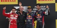 www.moj-samochod.pl - Artykuďż˝ - F1 Włochy – na pożegnanie Europy Vettel powiększa przewagę punktową