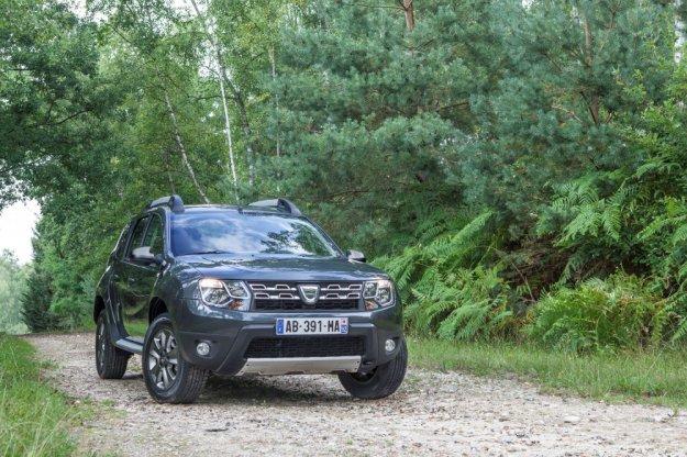Dacia Duster - nowy design zewnętrzny i wewnętrzny