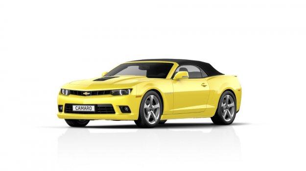 Prawdziwy Amerykański samochód z premierą w Europie