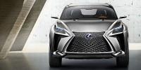 www.moj-samochod.pl - Artykuł - Nowy koncept Lexusa, model LF-NX z rodowodem z serialu Sci-Fi