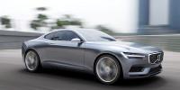 www.moj-samochod.pl - Artykuł - Nowe Volvo XC90 w trzech aktach; pierwszy: Concept Coupe