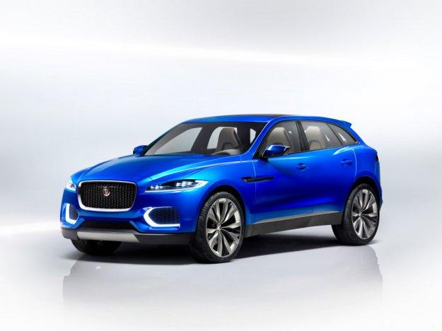 Jaguar wchodzi w nowe obszary motoryzacyjne - Concept C-X17