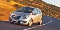 www.moj-samochod.pl - Artykuďż˝ - Opel Meriva. Oszczędniejsza i z nową twarzą Insigni