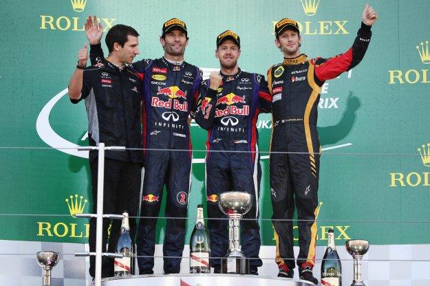 F1 Suzuka, mistrz w sezonie 2013 już prawie pewny