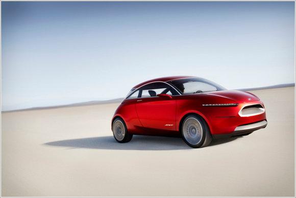 Ford Start Concept.