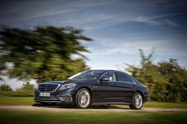 Nowy Mercedes S-Klasa dołącza do rodziny AMG