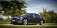www.moj-samochod.pl - Artykuďż˝ - Nowy Mercedes S-Klasa dołącza do rodziny AMG