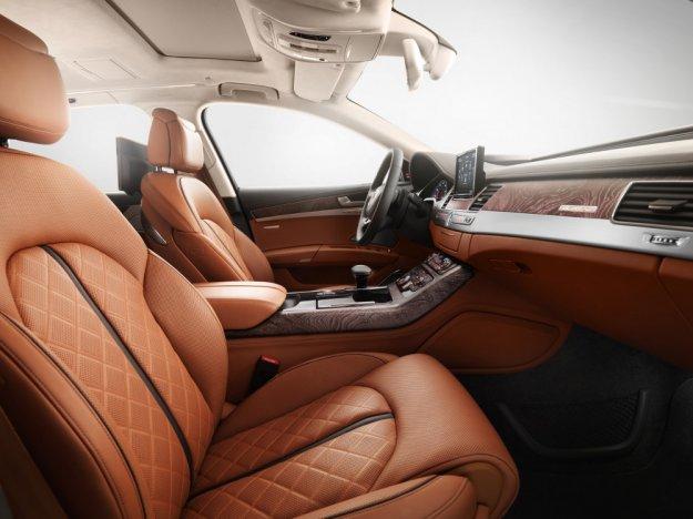 Audi A8 w limitowanej, ekskluzywnej wersji 50 samochodów