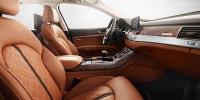www.moj-samochod.pl - Artykuďż˝ - Audi A8 w limitowanej, ekskluzywnej wersji 50 samochodów
