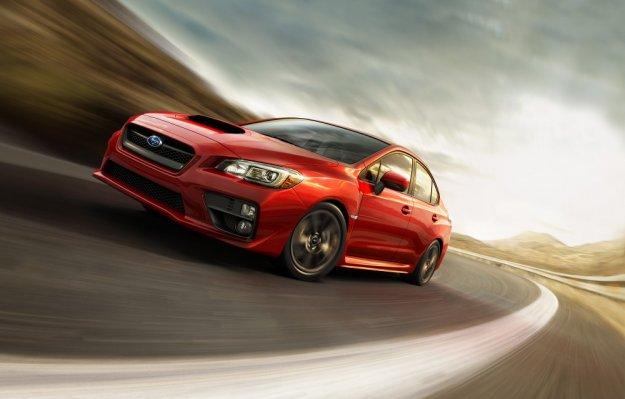 Subaru WRX, powrót do korzeni