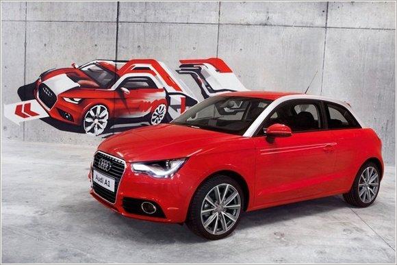 Audi A1, najmniejszy w rodzinie