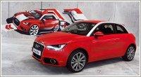 www.moj-samochod.pl - Artykuďż˝ - Audi A1, najmniejszy w rodzinie