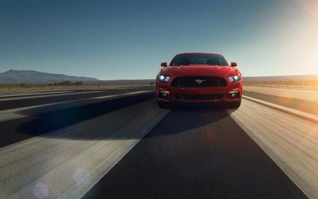 Mustang na swoje 50 lecie trafia do Europy