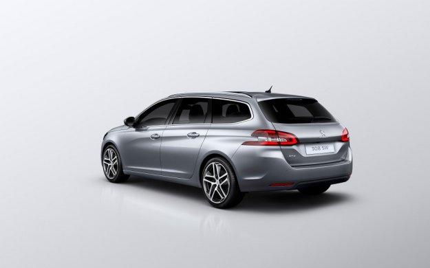 Peugeot przygotowuje się na Genewę, 308 w kombi