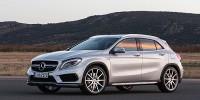 www.moj-samochod.pl - Artykuďż˝ - Mercedes GLA dołącza do sportowej linii AMG