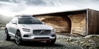 www.moj-samochod.pl - Artykuďż˝ - Volvo Concept XC Coupe pełnej okazałości