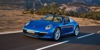 www.moj-samochod.pl - Artykuďż˝ - Premiera nowej odsłony sportowego klasyka Porsche 911 Targa 4