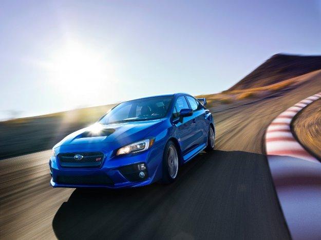 Moc pod kontrolą, premiera nowego Subaru WRX STI w Detroit
