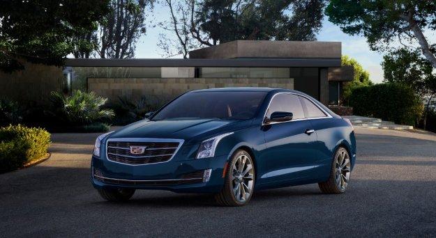 Cadillac prezentuje model ATS w nadwoziu Coupe
