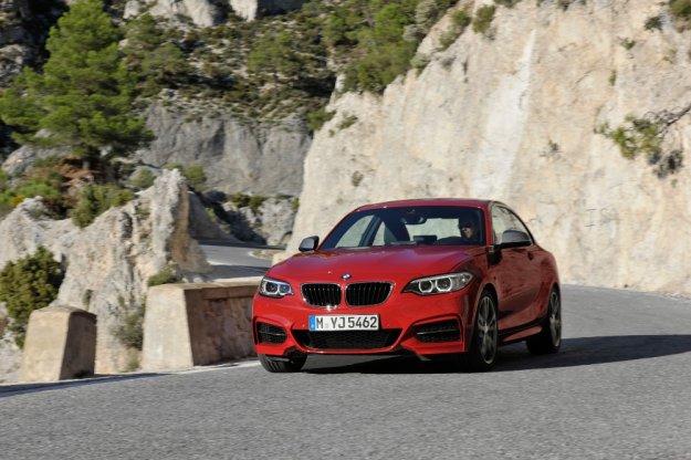 Nowe BMW serii 2 - małe, kompaktowe i sportowe