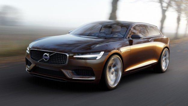 Volvo Estate Concept, dom na 4 kółkach