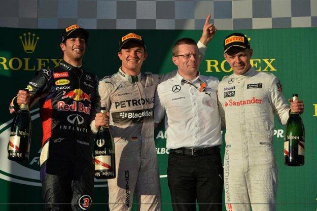 Australijskie przetasowanie kart, wielkie zmiany w F1