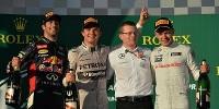 www.moj-samochod.pl - Artykuďż˝ - Australijskie przetasowanie kart, wielkie zmiany w F1
