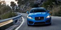 www.moj-samochod.pl - Artykuł - Jaguar z nową, bardziej agresywną wersją XF'a Sportbreaka