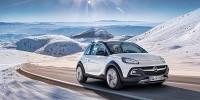 www.moj-samochod.pl - Artykuł - Małe, miejskie, zwinne - nowy Opel Adam Rocks