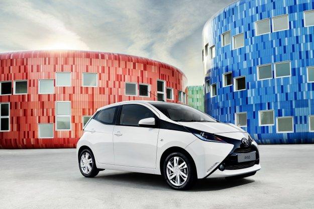 Nowa Toyota Aygo, samochód dla niezależnych