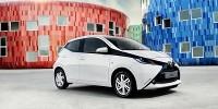 www.moj-samochod.pl - Artykuł - Nowa Toyota Aygo, samochód dla niezależnych