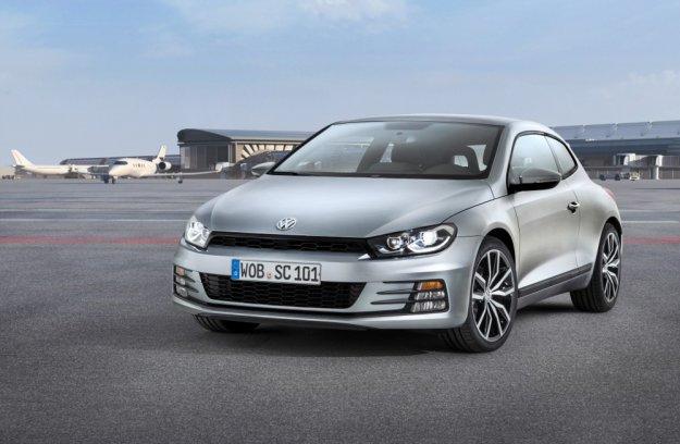 Więcej mocy, mniejsze spalanie - nowy Volkswagen Scirocco