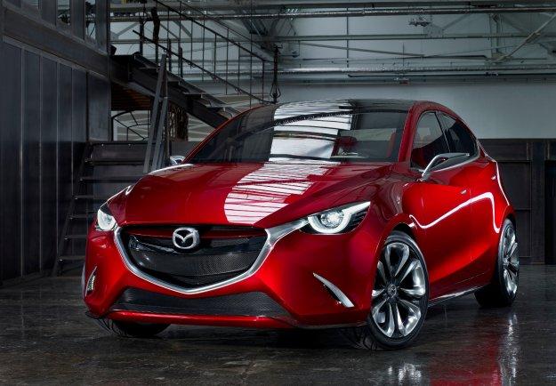 Mazda Hazumi zapowiedź kolejnego modelu z serii KODO