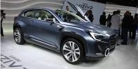 www.moj-samochod.pl - Artykuďż˝ - Widok w przyszłość Subaru - Viviz 2 Concept