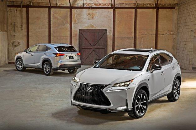 Lexus zaprezentuje nowego średniej klasy SUV'a w Chinach