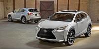 www.moj-samochod.pl - Artykuďż˝ - Lexus zaprezentuje nowego średniej klasy SUV'a w Chinach