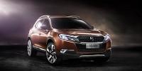 www.moj-samochod.pl - Artykuďż˝ - DS 6WR nowy SUV Citroena, premiera w Chinach