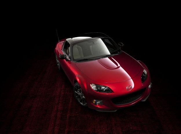 Mazda MX-5 świętuje swoje 25 urodziny