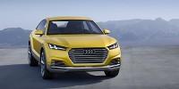 www.moj-samochod.pl - Artykuďż˝ - Audi TT Offroad concept, połączenie offroadu ze sportem