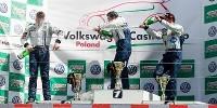 www.moj-samochod.pl - Artykuďż˝ - Sezon VW Castrol Cup rozpoczęty, Węgry pod dyktando Szweda