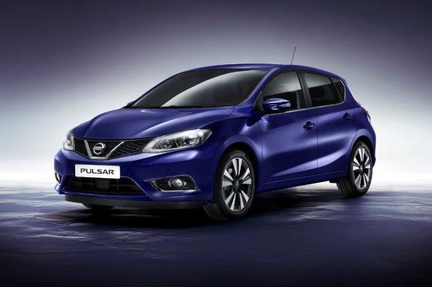 Nissan Pulsar, segment C powraca na jesieni
