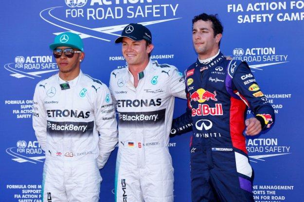 F1 Monaco, Rosberg odbija pierwszą pozycję klasyfikacji