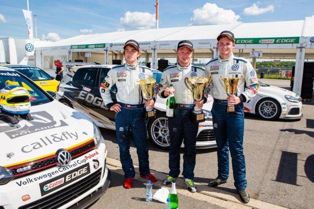 VW Castrol Cup, Niemcy pod dyktando Litwina Kupcikasa