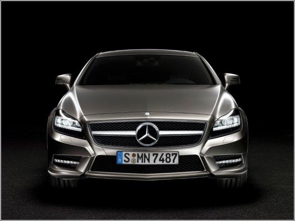 Nowy Mercedes CLS na linii wyprzedzającej