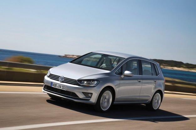 VW Golf Sportvan, połączenie Vana z kompaktowym golfem
