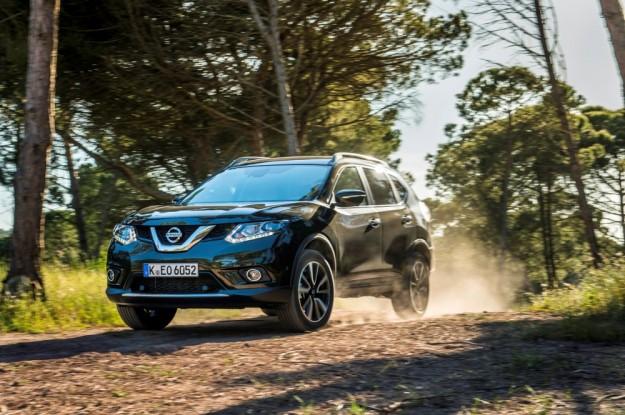 Nissan X-Trail nowa generacja, zainspirowany Crossoverami