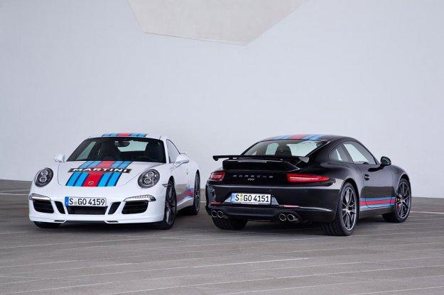 Porsche 911 S w wersji Martini Racing Edition